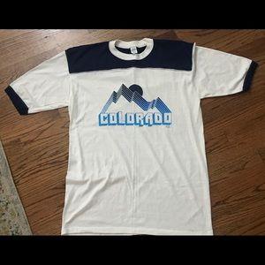 Deadstock Vintage XL 1978 COLORADO T-Shirt